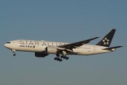 HEATHROWさんが、成田国際空港で撮影したユナイテッド航空 777-222/ERの航空フォト(写真)