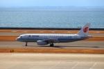 reonさんが、中部国際空港で撮影した中国国際航空 A320-232の航空フォト(写真)