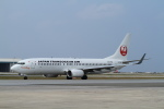 A-Chanさんが、那覇空港で撮影した日本トランスオーシャン航空 737-8Q3の航空フォト(写真)
