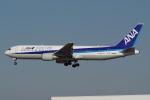 HEATHROWさんが、成田国際空港で撮影した全日空 767-381/ERの航空フォト(写真)