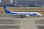 PASSENGERさんが、羽田空港で撮影した全日空 787-881の航空フォト(写真)