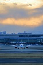 Fat Methenyさんが、羽田空港で撮影したシンガポール航空 A350-941XWBの航空フォト(写真)