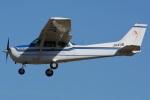 (`・ω・´)さんが、調布飛行場で撮影した朝日航空 172P Skyhawkの航空フォト(写真)