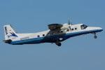 (`・ω・´)さんが、調布飛行場で撮影した新中央航空 228-212の航空フォト(写真)