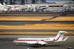 ハム太郎さんが、羽田空港で撮影したプリヴァジェット G350/G450の航空フォト(写真)