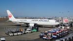 fusa-skyさんが、羽田空港で撮影した日本航空 767-346の航空フォト(写真)