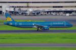 PASSENGERさんが、羽田空港で撮影したベトナム航空 A321-231の航空フォト(写真)