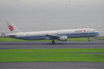 PASSENGERさんが、羽田空港で撮影した中国国際航空 A321-213の航空フォト(写真)