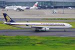 PASSENGERさんが、羽田空港で撮影したシンガポール航空 A330-343Xの航空フォト(写真)