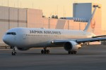 デルタおA330さんが、羽田空港で撮影した日本航空 767-346の航空フォト(写真)