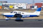 よっしぃさんが、八尾空港で撮影した個人所有 PA-28-181 Archer IIIの航空フォト(写真)