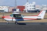 よっしぃさんが、八尾空港で撮影した朝日航空 172P Skyhawk IIの航空フォト(写真)