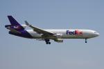 PASSENGERさんが、成田国際空港で撮影したフェデックス・エクスプレス MD-11Fの航空フォト(写真)
