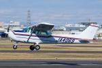 よっしぃさんが、八尾空港で撮影した学校法人ヒラタ学園 航空事業本部 172P Skyhawkの航空フォト(写真)