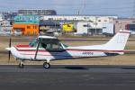 よっしぃさんが、八尾空港で撮影した法人所有 172P Skyhawkの航空フォト(写真)
