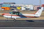 よっしぃさんが、八尾空港で撮影したちくぎんリース 172P Skyhawk IIの航空フォト(写真)
