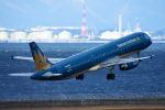 りんきゅーさんが、中部国際空港で撮影したベトナム航空 A321-231の航空フォト(写真)