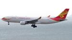 誘喜さんが、香港国際空港で撮影した香港航空 A330-223の航空フォト(写真)