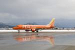 ngcurlyさんが、山形空港で撮影したフジドリームエアラインズ ERJ-170-200 (ERJ-175STD)の航空フォト(写真)