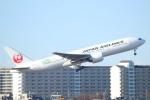 水月さんが、伊丹空港で撮影した日本航空 777-246/ERの航空フォト(写真)