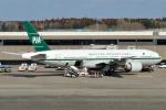 リコッタさんが、成田国際空港で撮影したパキスタン国際航空 777-2Q8/ERの航空フォト(写真)