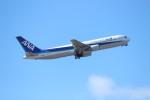 水月さんが、伊丹空港で撮影した全日空 767-381の航空フォト(写真)