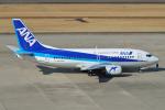 リコッタさんが、仙台空港で撮影したANAウイングス 737-54Kの航空フォト(写真)