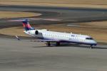 リコッタさんが、仙台空港で撮影したアイベックスエアラインズ CL-600-2C10 Regional Jet CRJ-702の航空フォト(写真)