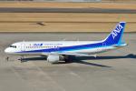 リコッタさんが、仙台空港で撮影した全日空 A320-211の航空フォト(写真)