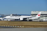 ポン太さんが、成田国際空港で撮影した日本航空 777-346/ERの航空フォト(写真)