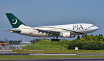 こむぎさんが、成田国際空港で撮影したパキスタン国際航空 A310-324/ETの航空フォト(写真)