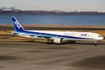 ばっきーさんが、羽田空港で撮影した全日空 777-381の航空フォト(写真)