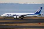 ばっきーさんが、羽田空港で撮影した全日空 787-881の航空フォト(写真)