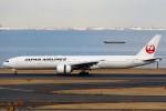 ばっきーさんが、羽田空港で撮影した日本航空 777-346/ERの航空フォト(写真)