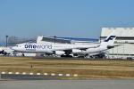 ポン太さんが、成田国際空港で撮影したフィンエアー A340-313Xの航空フォト(写真)