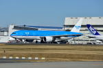 ポン太さんが、成田国際空港で撮影したKLMオランダ航空 777-206/ERの航空フォト(写真)