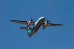 ころちゃんさんが、福岡空港で撮影したオリエンタルエアブリッジ DHC-8-201Q Dash 8の航空フォト(写真)