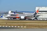 ポン太さんが、成田国際空港で撮影したジェットスター 787-8 Dreamlinerの航空フォト(写真)