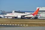 ポン太さんが、成田国際空港で撮影したエア・インディア 787-837の航空フォト(写真)