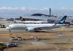 PGM200さんが、関西国際空港で撮影したキャセイパシフィック航空 A350-941XWBの航空フォト(写真)