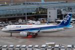 kosiさんが、羽田空港で撮影した全日空 A320-271Nの航空フォト(写真)