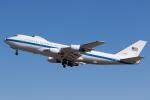 kosiさんが、横田基地で撮影したアメリカ空軍 E-4B (747-200B)の航空フォト(写真)