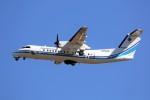 NRT_roseさんが、成田国際空港で撮影した海上保安庁 DHC-8-315Q MPAの航空フォト(写真)