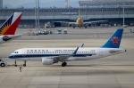 ハピネスさんが、関西国際空港で撮影した中国南方航空 A320-214の航空フォト(写真)