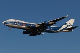 木人さんが、成田国際空港で撮影したエアブリッジ・カーゴ・エアラインズ 747-4KZF/SCDの航空フォト(写真)