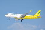 咲良さんが、函館空港で撮影したバニラエア A320-214の航空フォト(写真)