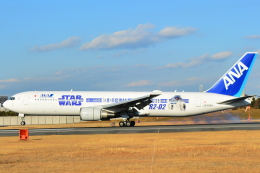 shining star ✈さんが、伊丹空港で撮影した全日空 767-381/ERの航空フォト(写真)