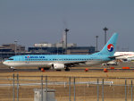 Mame @ TYOさんが、成田国際空港で撮影した大韓航空 737-9B5の航空フォト(写真)