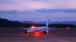 NAOTOさんが、長崎空港で撮影した全日空 787-881の航空フォト(写真)