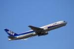 ゴハチさんが、伊丹空港で撮影した全日空 767-381の航空フォト(写真)